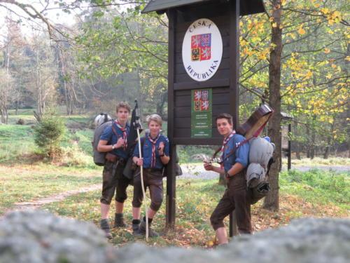 Herbstfahrt Tschechien