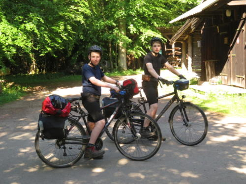 Fahrradtour an die Nordsee